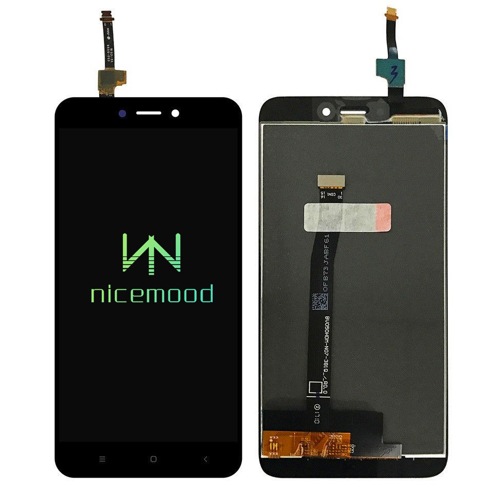 For XiaoMi RedMi 4X LCD Screen Assembly
