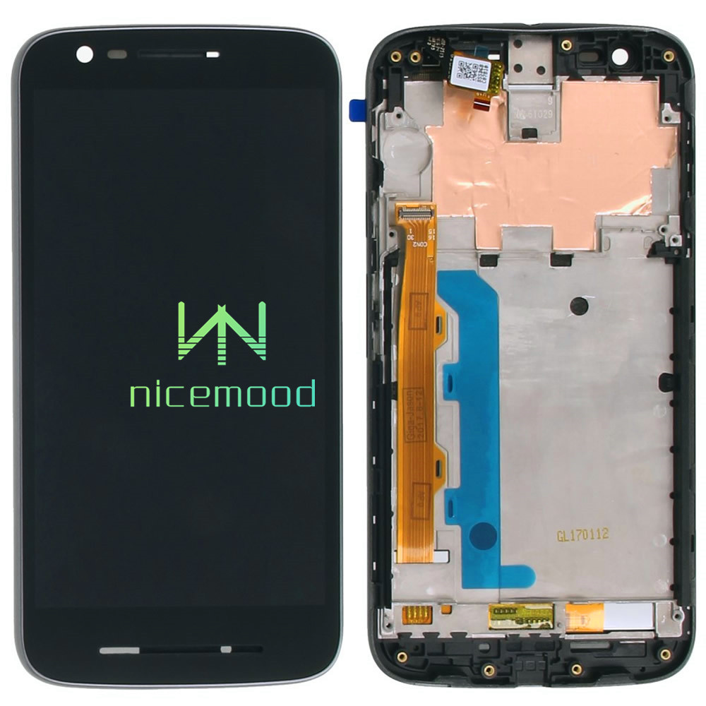 For MOTO E3 LCD Screen Assembly