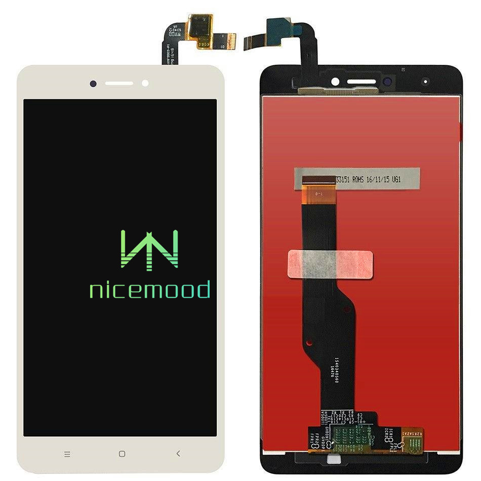 For XiaoMi RedMi Note 4X LCD Screen Assembly