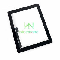 For ipad 3/4 Digitizer Touch Screen